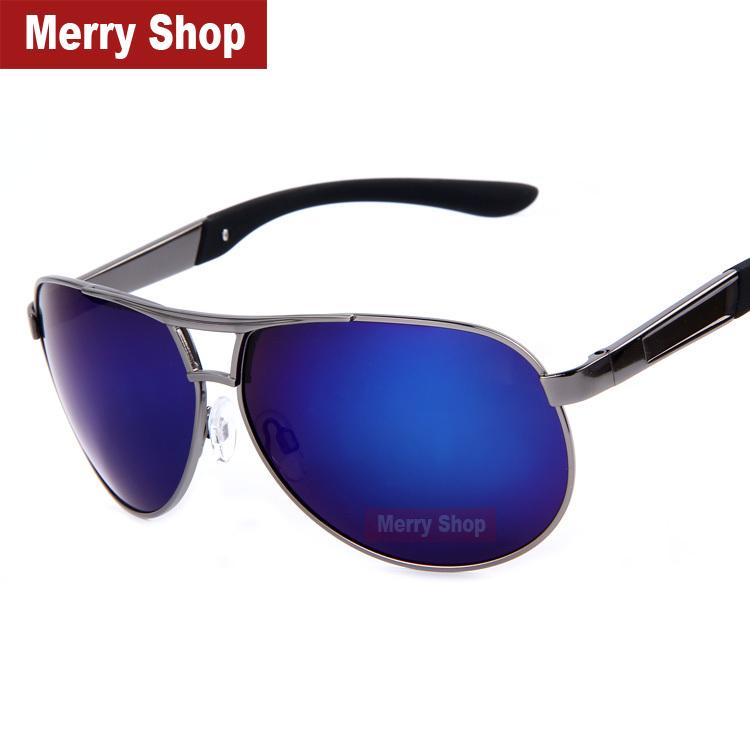 Hot Sale 2014 New Cool Men's Polarized Coating Sunglasses High Quality Brand Driving Fashion Sun Glasses UV400 High quality(China (Mainland))