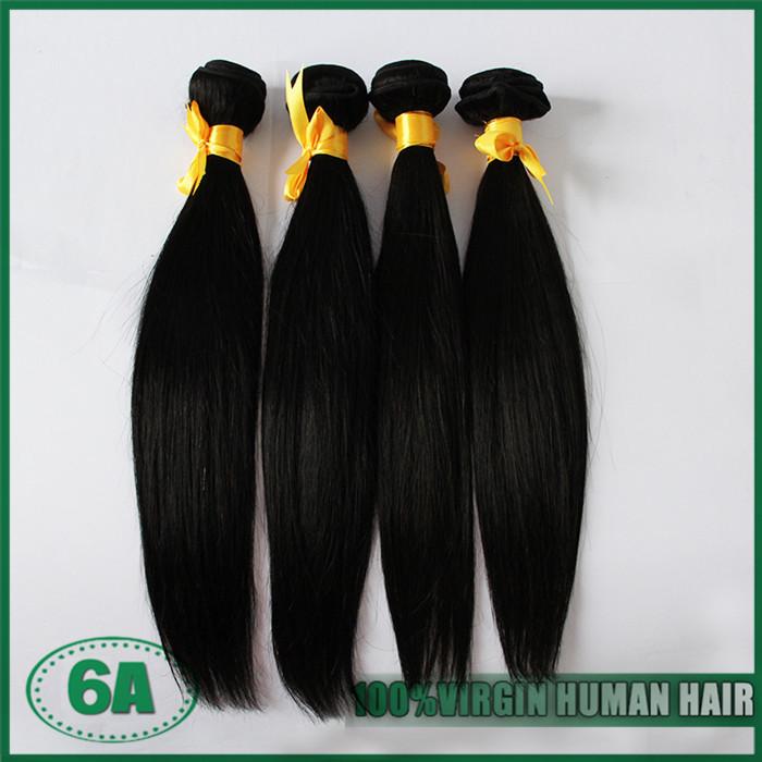 Malaysian Virgin Hair Straight 3Bundles 6A Unprocessed Virgin Malaysian Hair Free Shipping Befa Hair Malaysian Virgin Hair Weave(China (Mainland))