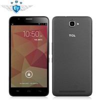 Original TCL S720 mobile phone 5.5 inch IPS 1280x720 Octa Core 1.4GHz 1GB RAM 8GB Dual Camera 8.0MP Android 4.2 WCDMA 3300mAh
