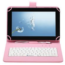 """Irulu expro new x1 android tablet pc 9 """"8g rom dual core android 4.2 esteso 3g marchio di fascia alta di migliore qualità con la tastiera regalo  (China (Mainland))"""