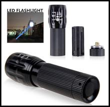 Hot sale High quality Mini LED Flashlight 2000 Lumens Ultrafire Torch Zoomable lantern Torch light For camp Penlight Lanterna(China (Mainland))