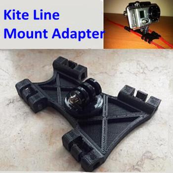 Sj4000 Accessories Kitehero Kite Line Adapter Set Surfboard Mounts For Gopro Kite Line Mount For Sony