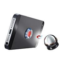 Magnet 360 degrees mini holder Steelie Magnetic Car Dashboard Mobile Mount car phone Holder Steelie Car Kit Mobile Phone Holder