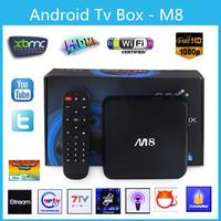 New MX3 Quad Core Amlogic S802 Cortex A9 2GB RAM 8GB Android 4.4 TV Box Wifi Google Smart TV Full HD Media Player 4K 3D movie MX