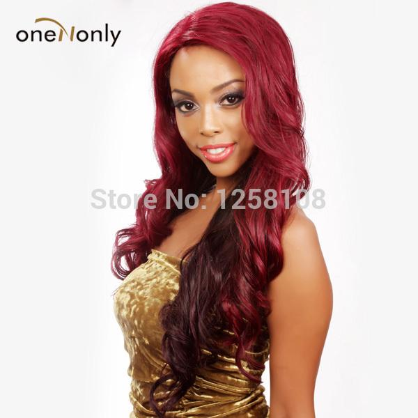 Blended Hair Wigs Blended Hair Wigs Hand-tied u