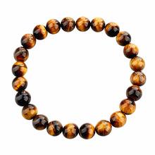 Ethnic Luxury Cute Bracelets & Bangles Elastic Rope Bracelet Multicolor Natural Stone Strand Bracelets For Women Girl SBR140389