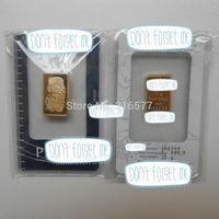 10 g Gold Bar/10 gram Gold Ingot (Non-magnetic) IN SEALED PACKAGE