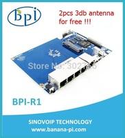 Newest arrive Banana PI BPI-R1 Opensource Router , Original Banana pi fast delivery time