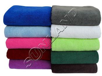 12PC/lot 100x180cm Microfiber Bath Sheet Ultra Absorbent Beach Towel Spa Wrap Towel Quick-dry Microfibre Products Manufacturer