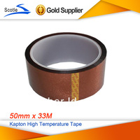 High-quality BGA accessories High Temperature Resistant  Heat Tape 50mm x 33M Free shipping