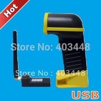 USB RF-433M HZ Wireless Laser Barcode Scanner Barcode Reader (OCBS-W006)