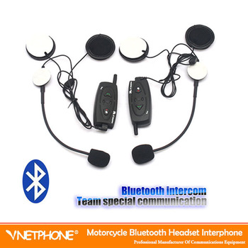 Free Shipping ---2013 Lastest Best  500m  Two-way  Wireless Communication Headset BIM Motorcycle Bluetooth Intercome ,interphone