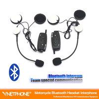 Free Shipping ---2013 Lastest Best  500m  Two-way  Wireless Communication Headset BIM Motorcycle Bluetooth Intercome ,interphone