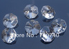 FEDEX/DHL/UPS/EMS FREE SHIPPING+Best Selling--14mm Crystal Octagon Beads in 2 holes