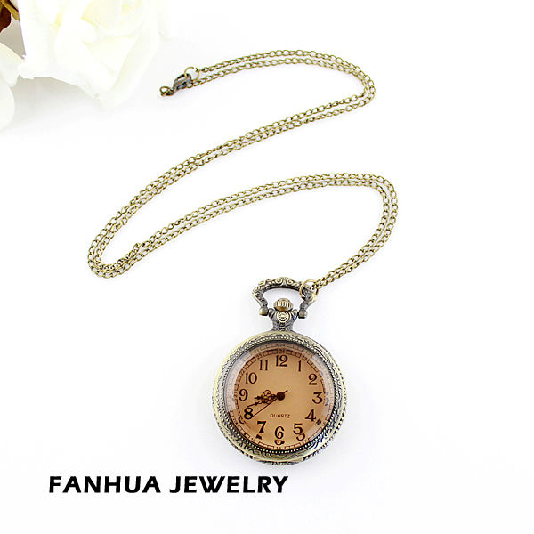Free Shipping Elegant new style cute fashion jewelry Pendant watch(China (Mainland))