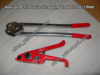 Guaranteed 100% New SD330-19 Manual PET/PP  Hand Strapping Tool,PP Strapping Packing tool Strapping Tensioner+Sealer For 19MM