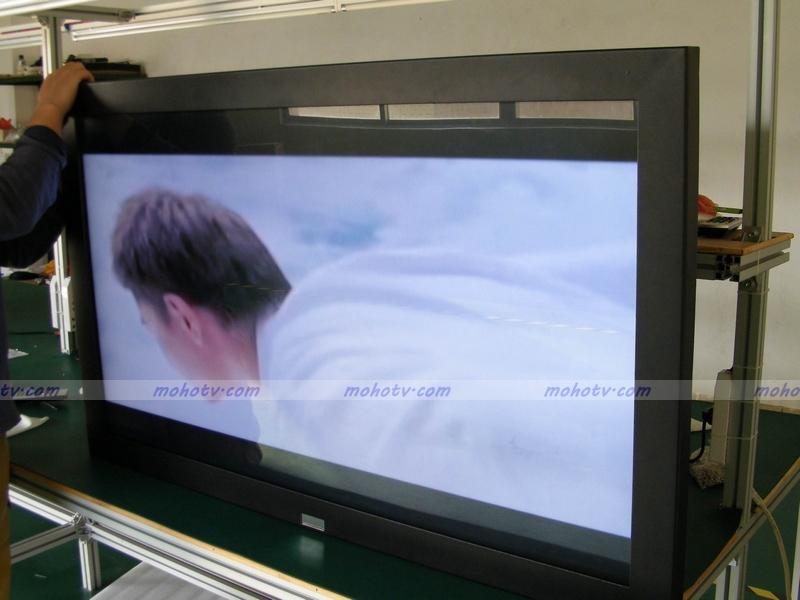 42'' Super Outdoor Waterproof LCD TV , Advertising HDTV, DVB-T ATSC FreeView USB HDMI ,Black color ,Drop shipping(China (Mainland))