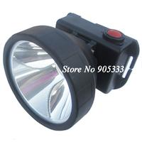 Hot 5W LED Headlight,Mining Headlamp,Cap Lamp,Free Shipping