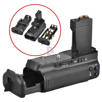 BATTERY GRIP FOR Camera  650D 600D 550D Rebel T3i T2i BG- E8 B2R free shipping