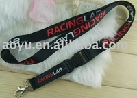 best selling  customized  neck lanyard with heat transfer printing MOQ 100pcs use for promotion/ wedding gift