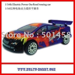 rc cars Zillionaire 1/16th Electric Power On-Road touring car radio control toys 94182(China (Mainland))