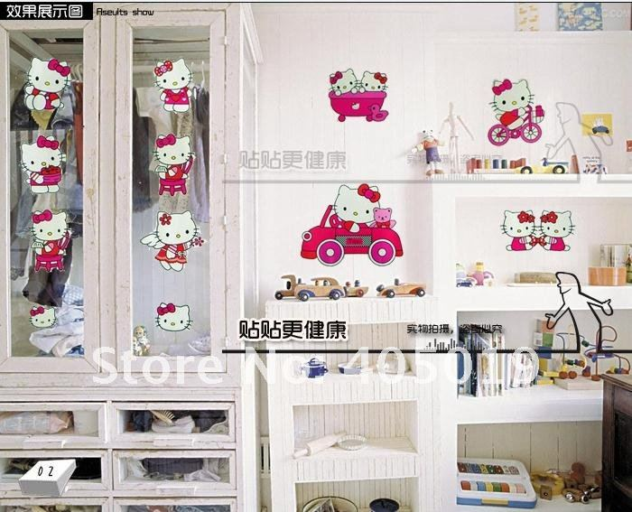 Home Furniture and Interior: hello kitty baby nursery decor