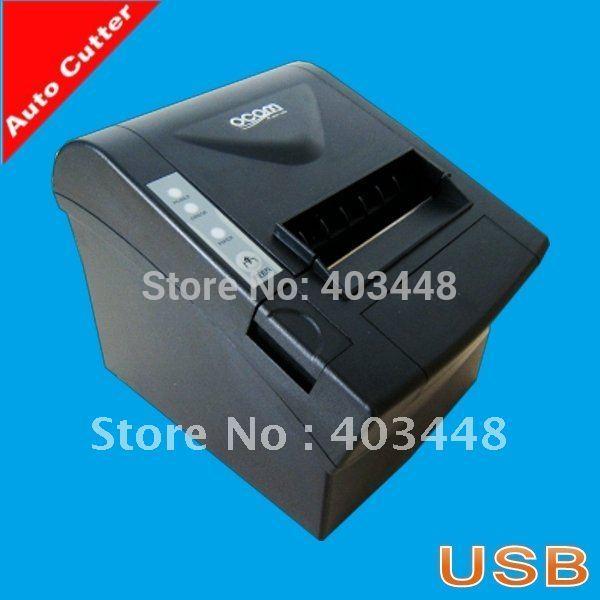 Система терминалов для производства платежей OCOM USB 80 POS OCPP-801