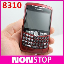 Original 8310,Unlocked Original BlackBerry Curve 8310 mobile phone Free Shipping!(China (Mainland))