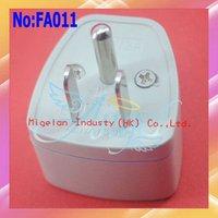 Wholesale 100pcs/lot UK/EU TO US Cheap Universal Power Plug Adapter | Converter Travel Adapter Plug | #FA011