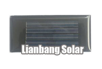 Free Shipping 50pcs/lot Mini Solar Module Solar Panels 55*25*3MM 2V 60mA 0.12W Polycrystalline Solar Cell