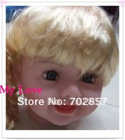Kids Mannequin Head,Mannequin Head With hair Free Shipping