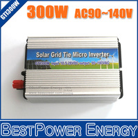 GTI-300W Grid Tie Inverter, Solar Power Inverter 300 Watt Pure Sine Wave Inverter CE, RoHS Certifications