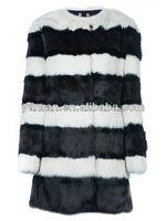 YR-508 Genuine Jinsi lamb fur coat long fur garment~Drop shipping~wholesale~detail~OEM~