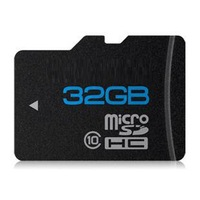 Free shipping Real Capacity 16GB 32GB Class 10 MicroSD Micro SD HC Transflash TF Card