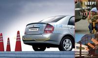 Car Reverse 4 Parking Sensors Backup Rear Radar Alarm 1686