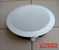5 inch In ceiling speaker,Top quality,For background music system,Best selling! x 2pcs
