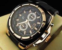 Wholesale Men's wristwatches V6 fashion Silicone strap quartz watch sports watches men ,W111