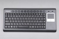 Polish Favorite Keyboard-2.4G Wireless Keyboard with Touchpad mouseK8,Best  for Media Center and HTPC