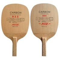 Free Shipping, Galaxy / Milky Way / Yinhe 988 Carbon Fast-Attack Table Tennis Blade (Japanese Penhold) for Ping Pong Racket