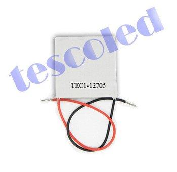 3pcs12v 5A TEC Thermoelectric Cooler Peltier  module 12705 52W