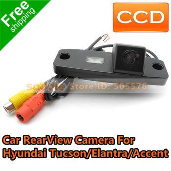Elantra Car Reversing Camera ! Car Rear Camera For Hyundai Elantra/Accent/Tucson !Free Shipping!