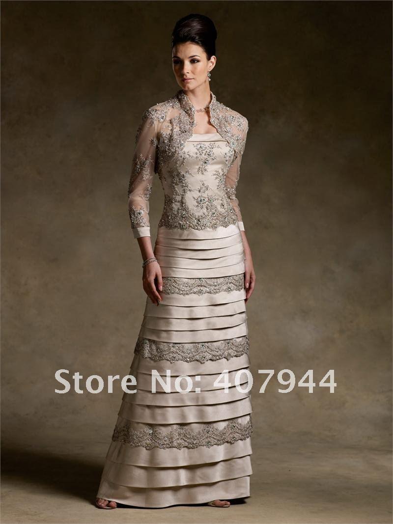Платье для матери невесты Hh Line MO-04