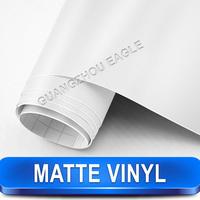 Car Beauty Film Matte Film Car White Vinyl Wrap 1.52 X 30 Meter