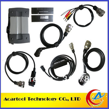 Latest Version 2013.7  auto diagnostic tool MB Star C3 mercedes benz diagnosis multiplexer c3 dhl free shipping from Joyce