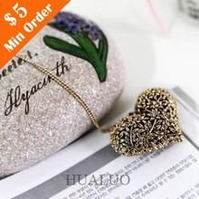 popular heart pendant