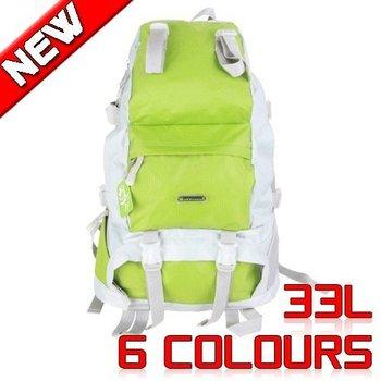 New arrival 6 colors Backpack Camping bag Hiking Travel sport Tote-bag double shoulder bag luggage bag handbag #852