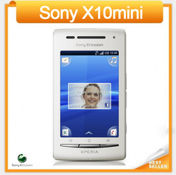Sony Ericsson Xperia X10 mini E10 E10i Original Unlocked Cell phone Free Shipping(China (Mainland))
