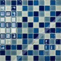 [Colorful Mosaic] Wholesale Swimming Pool Glass Mosaic Tile