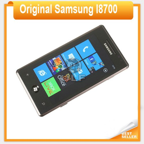 "I8700 Original Samsung I8700 Omnia Windows Mobile 4.0""Touch Screen 3G GPS WIFI Camera 5MP Free Shipping(China (Mainland))"