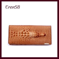 Hot free shipping 2012 new arrival fashion genuine leather wallet cow leather ladies purse